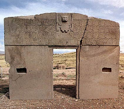 Puma Punku At Tiwanaku Ancient Ruins In Bolivia Otherworld Mystery